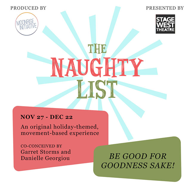 Stage West - The Naughty List
